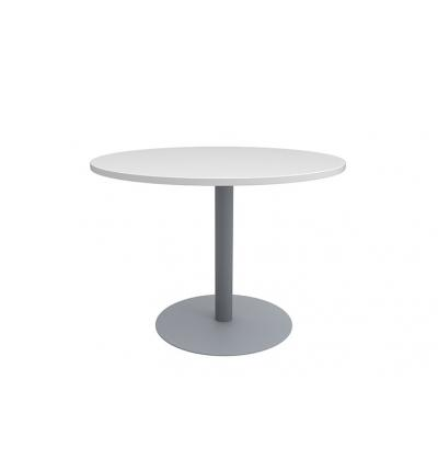 SKU36 CLASSIC Meeting Table Silver Base