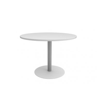 SKU37 CLASSIC Meeting Table White Base