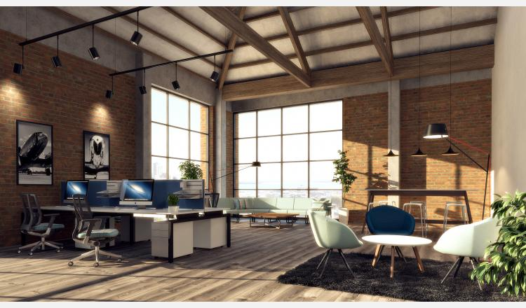 Eden render Cloud Amelia brick office large